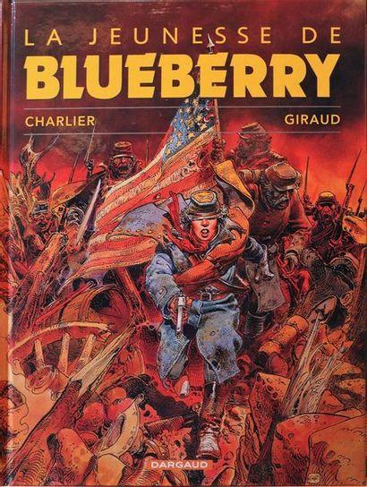 Blueberry.  GIRAUD, CHARLIER, VANCE GIR,...