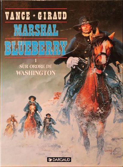 Blueberry (Mashal).  GIRAUD, VANCE, SMOLDEREN,...