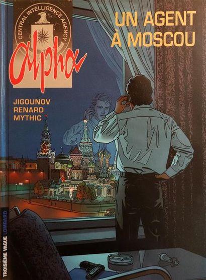 Alpha.  RENARD, MYTHIC, JIGOUNOV.  Ed. Le...