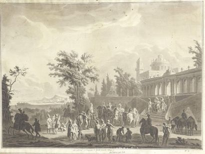 Pierre-Alexandre PARISOT (1750-1820), attribué à