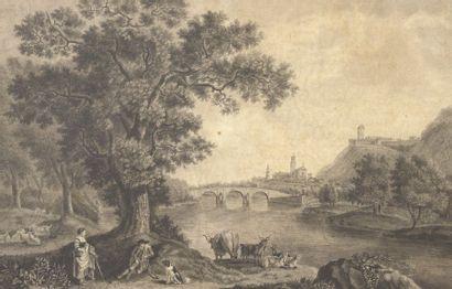 ECOLE FRANÇAISE, premier tiers du XIXe siècle