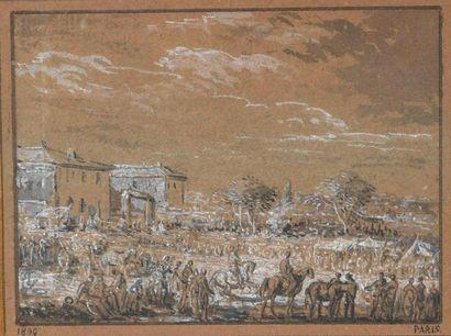 ECOLE FRANCAISE Premier quart du XIXe siècle