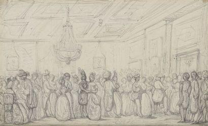 ECOLE FRANCAISE, seconde moitié du XIXe siècle