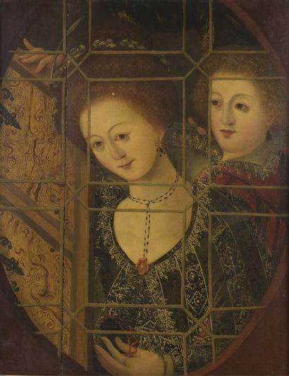 ECOLE FRANÇAISE, dans le goût de la seconde moitié du XVIe siècle