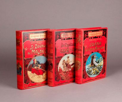 COMPASS (L-H.). (Combination of three books)....