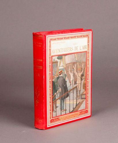COMPASS (L-H.). THE AIR ADVENTURERS (1910)....