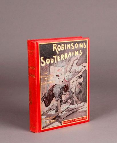 DANRIT. UNDERGROUND ROBINSON'S (1912). E....
