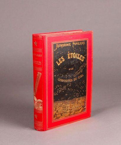 FLAMMARION (Camille 1842-1925, Astronomer)...