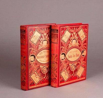 COMPASS (L-H.). (Two books). THE SECRETS...