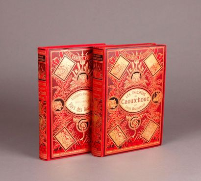 COMPASS (L-H.). (Two books). THE PERILOUS...