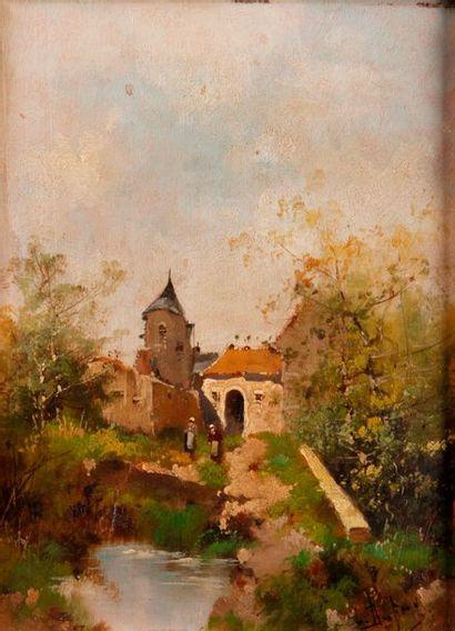 Eugène GALIEN-LALOUE, dit Louis DUPUY (1854-1941)