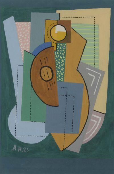 Antonio HUBERT (1907-2000)