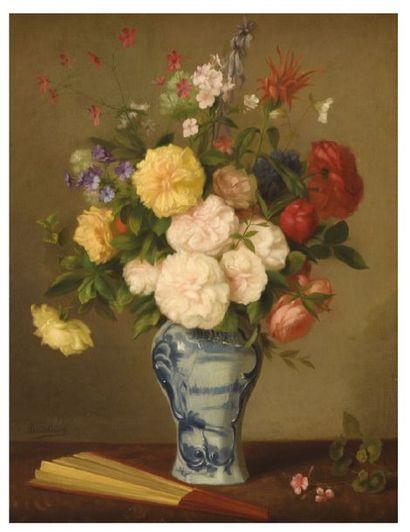 Auguste BRAEKEVELT (Né en 1832)