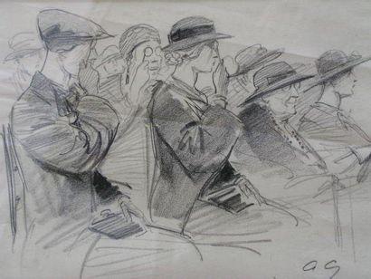 GALLAND ANDRÉ (1886-1965)