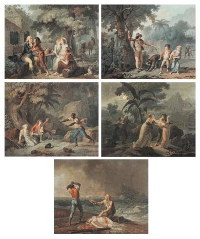 Charles-Melchior DESCOURTIS