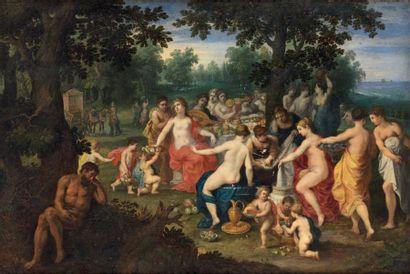 Hendrick Van BALEN (1575 - 1632)