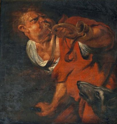 Jacob JORDAENS (Anvers, 1593 - 1678)