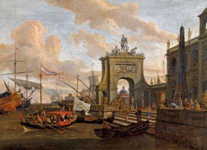 Abraham STORCK (1644 - 1708)