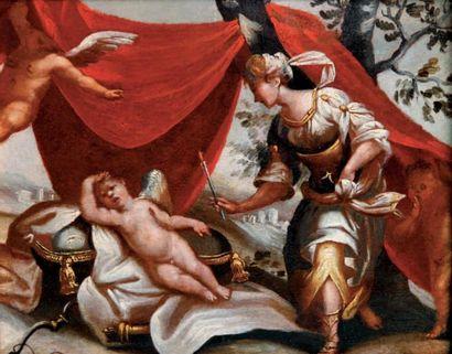 ITALIE DU NORD, premier tiers du XVIIes