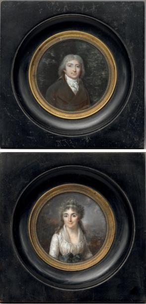 Louis Lié PERIN-SALBREUX (1753 - 1819)