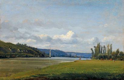 École FRANÇAISE vers 1830