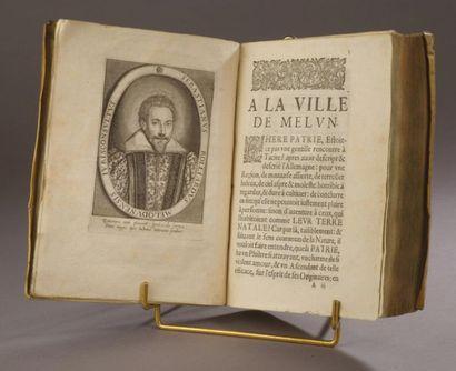 [History of Melun, 1628]. ROUILLARD (Sébastien)....