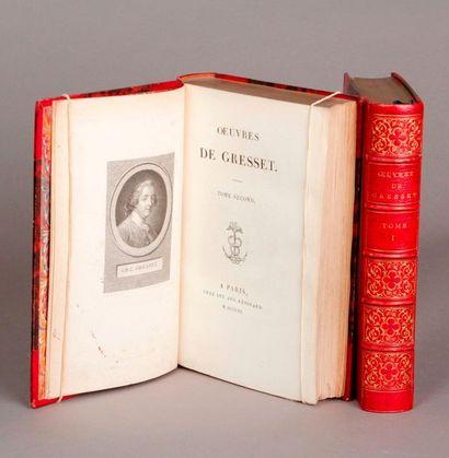 GRESSET (Jean-Baptiste).