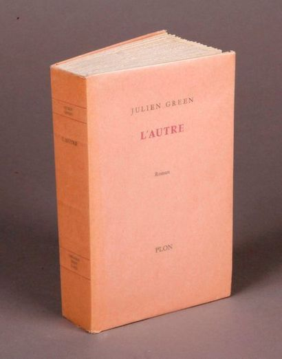 GREEN (Julien).