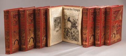 -Albert ROBIDA et divers auteurs et illustrateurs