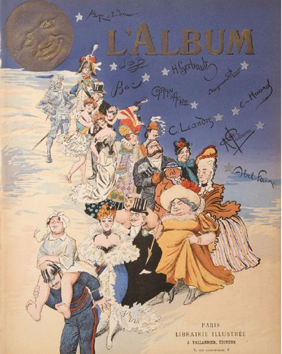 Albert ROBIDA et divers illustrateurs
