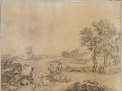 D'après Francesco ZUCCARELLI (1702-1788)