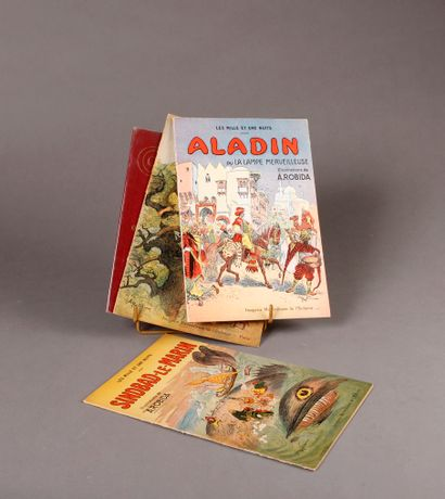 Albert ROBIDA illustrateur