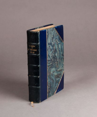 Albert ROBIDA The Twentieth Century. Text and drawings by Robida. Ed. Paris, librairie...