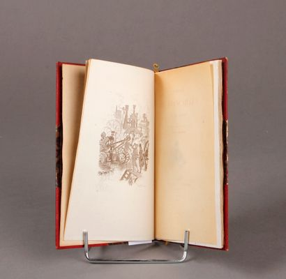 Albert ROBIDA Voyages de Fiançailles in the XXth century. Text and drawings by Robida....