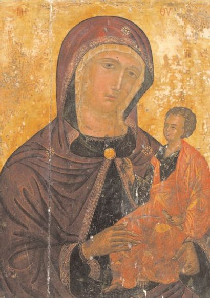 - Madre della Consolazione Ce type de Vierge...