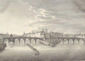 - Plan de Paris, avec des détails historiques...
