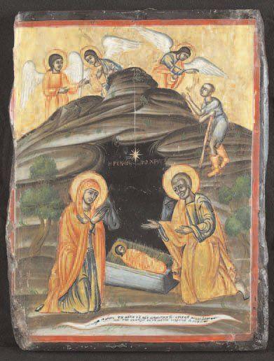 - La Nativité de Jésus Christ Cette charmante...