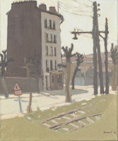 Albert DECARIS (1901-1988)