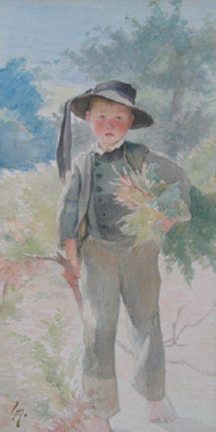 Henri GEOFFROY, dit GEO (1853-1924)