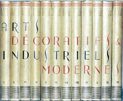 Encyclopédie des Arts Décoratifs et industriels...