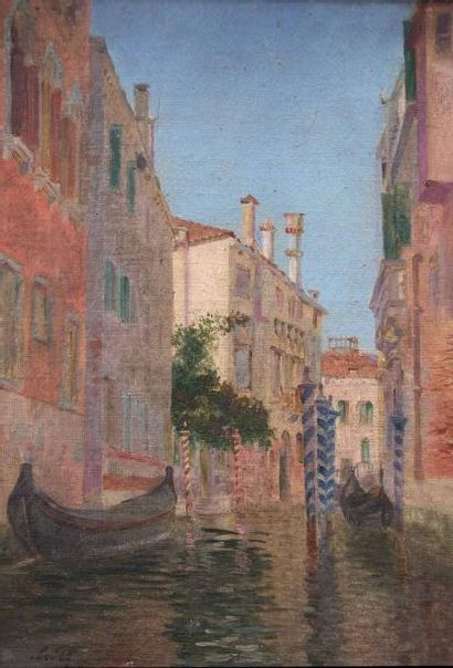 CALDERON CHARLES CLEMENT (1864-1900)