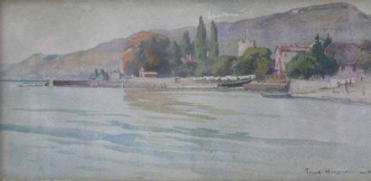 HUGUENIN PAUL (1870-1919)