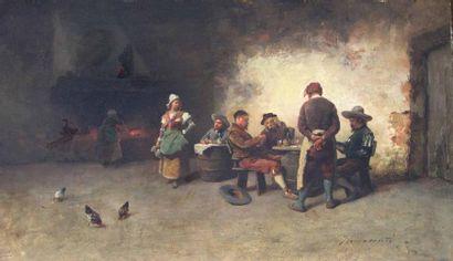 INNOCENTI CAMILIO (1871-1961)
