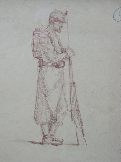 CHABAS MAURICE (1862-1947)