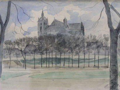 DELATRE EUGENE (1864-1938)