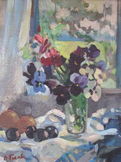 BOGAIEVSKAIA OLGA (NEE EN 1916)