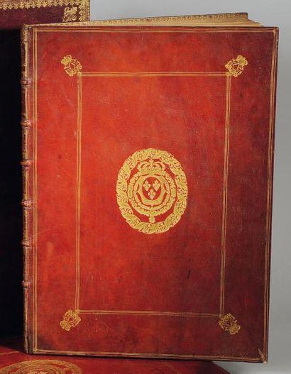 [CABINET DU ROY]. S.l.n.d. [Paris, 1669-1673...