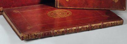[CABINET DU ROY]. Tableaux du Cabinet du...