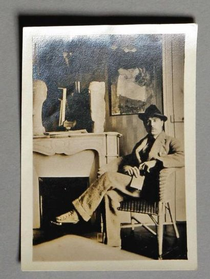GUILLAUME (Paul). Portrait photographique,...