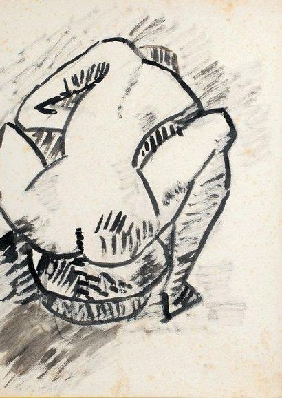 Serge FÉRAT (1881-1958), Serguei Nikolaïevitch JASTREBZOFF dit